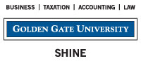 Golden Gate University Logo